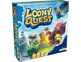 33% off Loony Quest Board Game