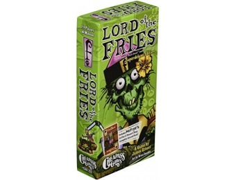 44% off Lord of The Fries Super Deluxe Card Game