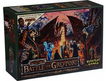 33% off Battle For Greyport Board Game