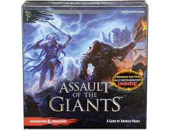 $56 off Dungeons & Dragons: Assault of the Giants Premium Edition