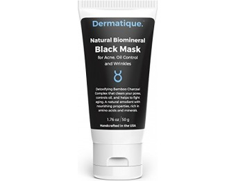 60% off Dermatique Purifying Black Mask