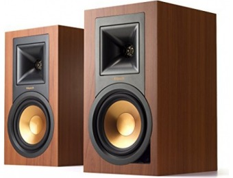 $251 off Klipsch R-15PM Powered Monitor - Cherry (Pair)