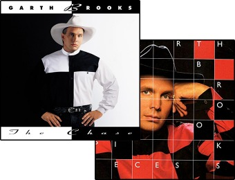 FREE: Garth Brooks The Chase/In Pieces (20 Tracks) MP3 Download
