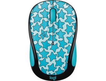 65% off Logitech M325c Doodle Collection Wireless Optical Mouse