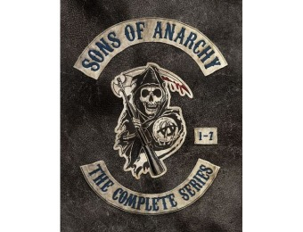 $90 off Sons of Anarchy: The Complete Series (Blu-ray)