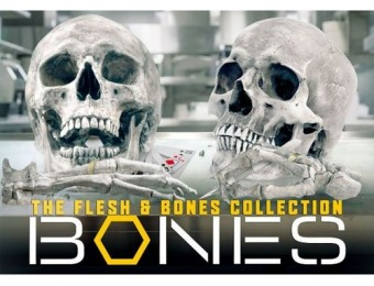 $185 off Bones: The Flesh and Bones Collection (DVD)