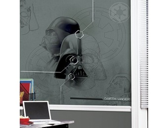 69% off RoomMates 6' x 6' Star Wars Darth Vader Mural