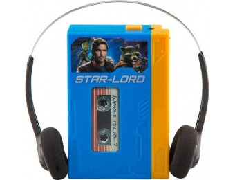 77% off eKids Guardians of the Galaxy Mini MP3 Boombox