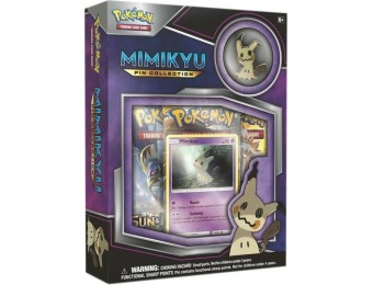 38% off Pokemon Mimikyu Pin Collection Trading Cards