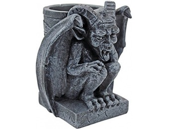 53% off Design Toscano Poison Pen Gargoyle Desk Accessory