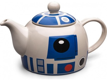 63% off Star Wars R2-D2 Ceramic Teapot