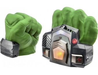 91% off Hasbro Playmation Marvel Avengers Gamma Gear
