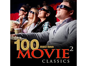 100 Must-Have Movie Classics, Vol. 2 MP3 Download (1 cent each)