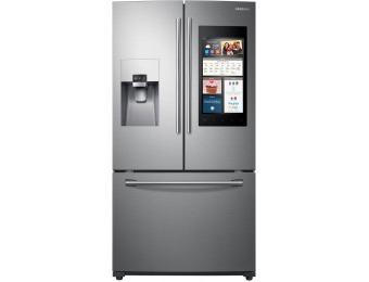32% off Samsung 24.2 cu. ft. Family Hub French Door Refrigerator
