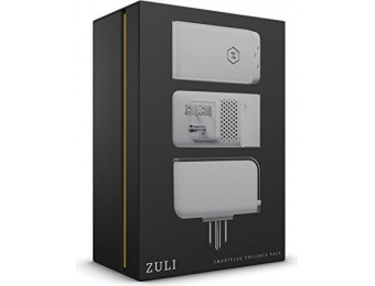 90% off Zuli Smartplug: Smart Home Control, Dimmer, Energy Monitor