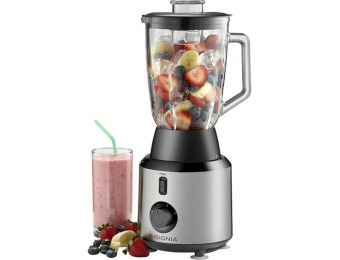 50% off Insignia 50.7-Oz. Stainless-Steel Blender