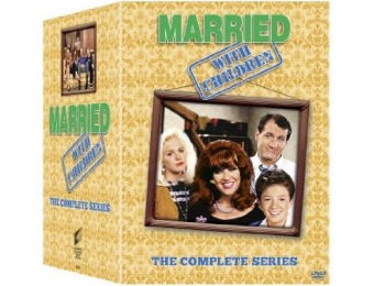 90% off Married... with Children: The Complete Series (DVD)