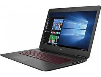 $320 off HP Omen 17-W253DX Gaming Notebook (Refurbished)