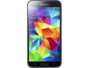 65% off Samsung Galaxy S5 AT&T Branded 4G Cell Phone (Unlocked)