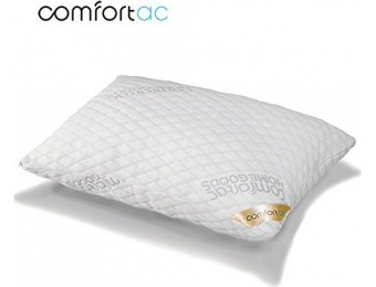 60% off Shredded Memory Foam Pillow by Comfortac, Queen