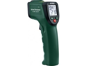 73% off Extech IRT25 Infrared Thermometer