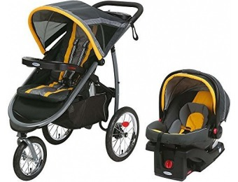$232 off Graco FastAction Jogger Travel System