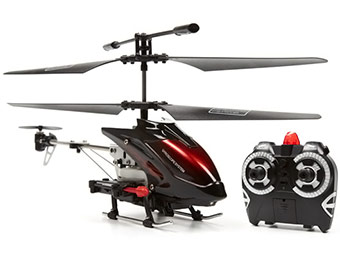 $45 off Gyro Metal F305 Missile Shooting 3.5CH RC Helicopter