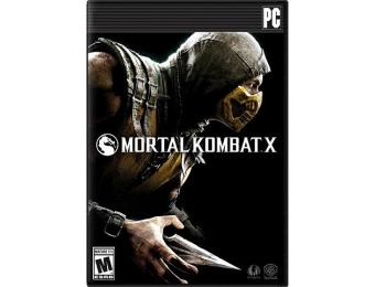 93% off Mortal Kombat X [Online Game Code]