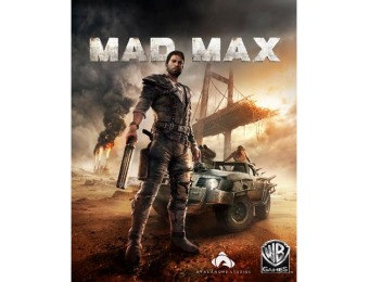 93% off Mad Max [Online Game Code]