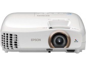 $250 off Epson Home Cinema 2045 1080p 3D Home Theater Projector