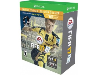 63% off FIFA 17 Deluxe Edition Scarf Bundle - Xbox One