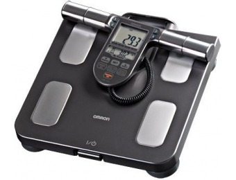 58% off Omron Body Composition Monitor with Scale
