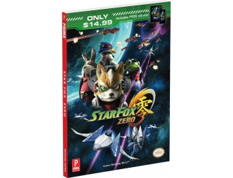 100% off Prima Games Star Fox Zero Official Game Guide