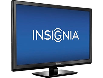"Extra $40 off Insignia 24"" LED 720p 60Hz HDTV NS-24E200NA14"