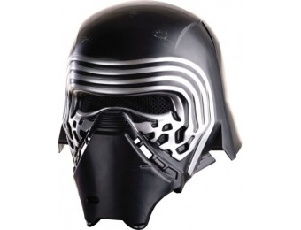 70% off Star Wars Kylo Ren Vacuform Men's Mask