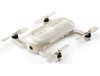 $179 off ZeroTech DOBBY Mini Selfie Pocket Drone 13MP Camera