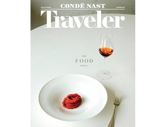 94% off Condé Nast Traveler Magazine Subscription