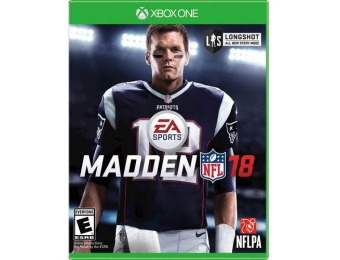 33% off Madden NFL 18 - Xbox One
