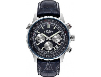 83% off ROTARY Men's Chronograph Watch