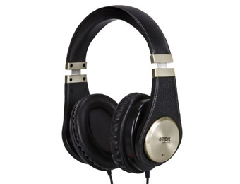 $190 off TDK ST750 High Fidelity Noise Cancelling Headphones