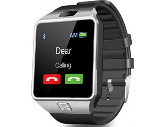92% off Aosmart Bluetooth Touch Screen Smart Wrist Watch