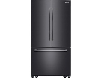 46% off Samsung RF261BEAESG French Door Refrigerator with Internal Water Dispenser