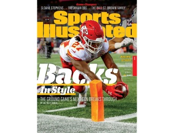 90% off Sports Illustrated Magazine, 56 Issues for $24.99
