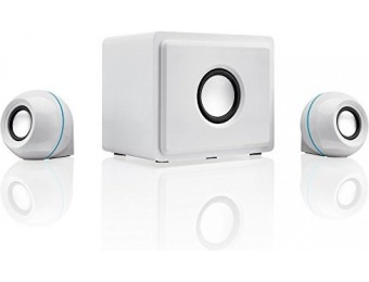 50% off GPX HT12W 2.1 Ch Home Theater Speaker System