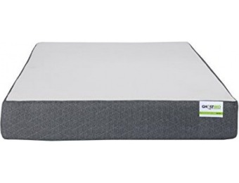 "$299 off GhostBed 11"" Cooling Gel Memory Foam Mattress, Cal King"