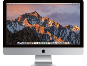 "22% off Apple MK482LL/A 27"" iMac with Retina 5K Display"
