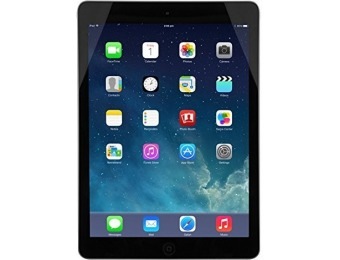 $360 off Apple iPad Air MD786LL/A - A1474 (32GB, Wi-Fi) Refurbished