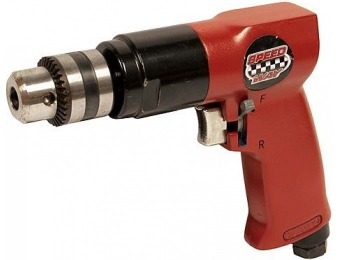 46% off Speedway Start to Finish 3/8-inch Reversible Air Drill