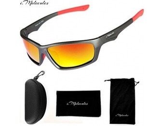 74% off i.Molecules Polarized Sports Sunglasses for Men/Women