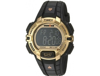 62% off Timex Men's TW5M06300 Ironman Rugged 30 Full-Size Watch
